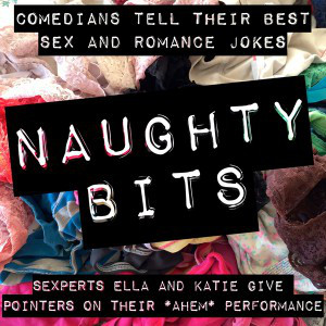 Naughty Bits analyzes comedians sex jokes (Photo credit: www.newmovementtheater.com).