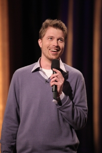 Shane Mauss performs Conan, Episode 0408, May 02, 2013 Meghan Sinclair/Conaco, LLC for TBS