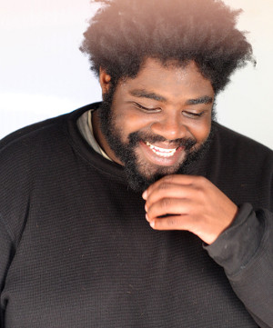 Ron Funches (Credit: Moontower Comedy)